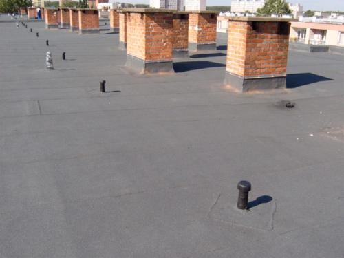 Lapostető , magastető csapadékvíz elleni szigetelés 3580 Tiszaújváros, Juhar köz 2-8 szám Társasház