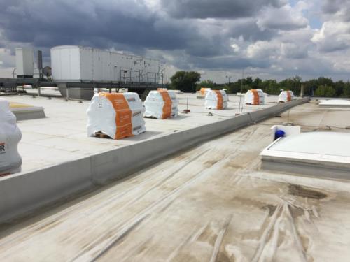 Lapostető , magastető csapadékvíz elleni szigetelés Nyíregyházi METRO