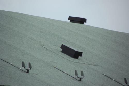 Lapostető , magastető csapadékvíz elleni szigetelés Tiszaújvárosi Önkormányzat